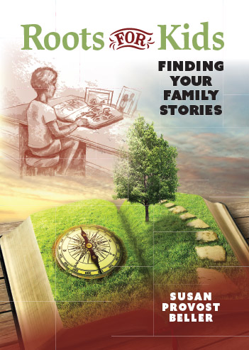 Roots for Kids: Finding your Family Stories