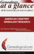 Genealogy at a Glance: American Cemetery Research