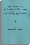 English Estates of American Colonists