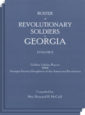 Roster of Revolutionary Soldiers in Georgia
