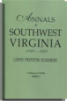 Annals of Southwest Virginia, 1769-1800