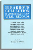 The Barbour Collection of Connecticut Town Vital Records [Vol. 6]
