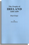 The People of Ireland, 1600-1699. Part Four