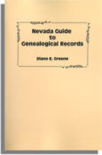 Nevada Guide to Genealogical Records