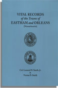 Vital Records of the Towns of Eastham and Orleans [Massachusetts]